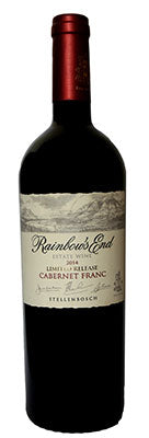 2016 Rainbow's End Estate Wine Cabernet Franc