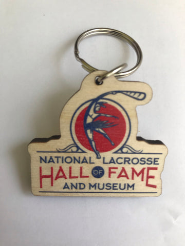 Hall of Fame Keychain
