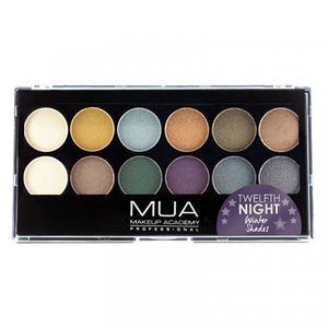 Buy Mua Eyeshadow Palette Twelfth Night Online in India | GloBox