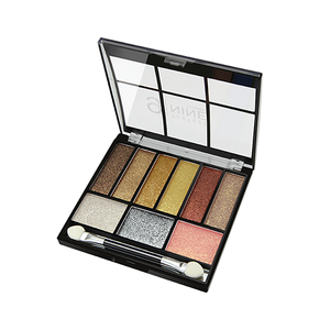 Nicka K Eye Shadow Perfect 9 Colors AP018