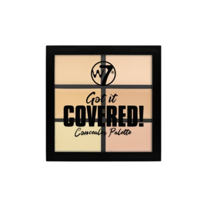 W7 Got It Covered! Concealer Palette