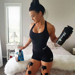 recovery workout electric muscle stimulation