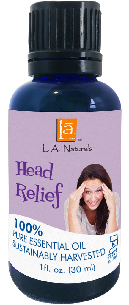Head Relief Oil 1 OZ