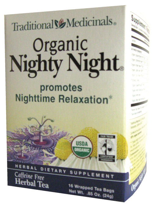 Nighty Night Organic 16 BAGS