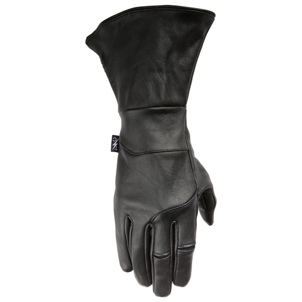 Thrashin Supply Gauntlet Siege Glove - Black