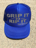 GRIP IT N RIP IT Golf Trucker hats