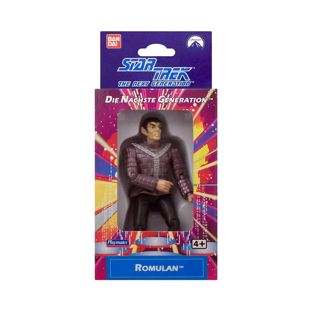 German-boxed Romulan from Star Trek: The Next Generation