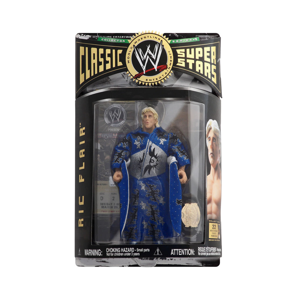 Classic WWE Superstars Series 9 Ric Flair