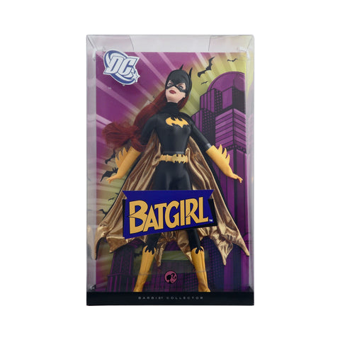 Barbie as Batgirl from DC Comics