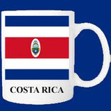Item# SCOS Costa Rica Flags ..OM