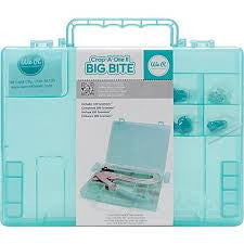 Case Crop-a-dile Big Bite / Estuche para Perforadora de Ojillos - Hobbees