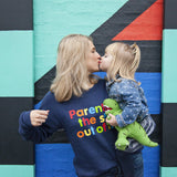 Mother Pukka x Parent Apparel 'Parenting The Shit Out Of Life' Sweatshirt - Parent Apparel Ltd - 3