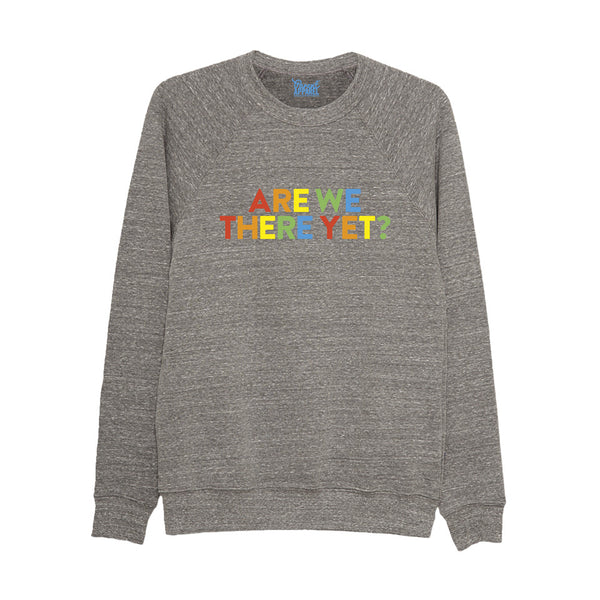 Are We There Yet? Sweatshirt - Parent Apparel Ltd - 3