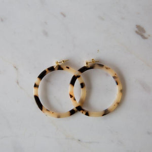 Torty Hoops | light
