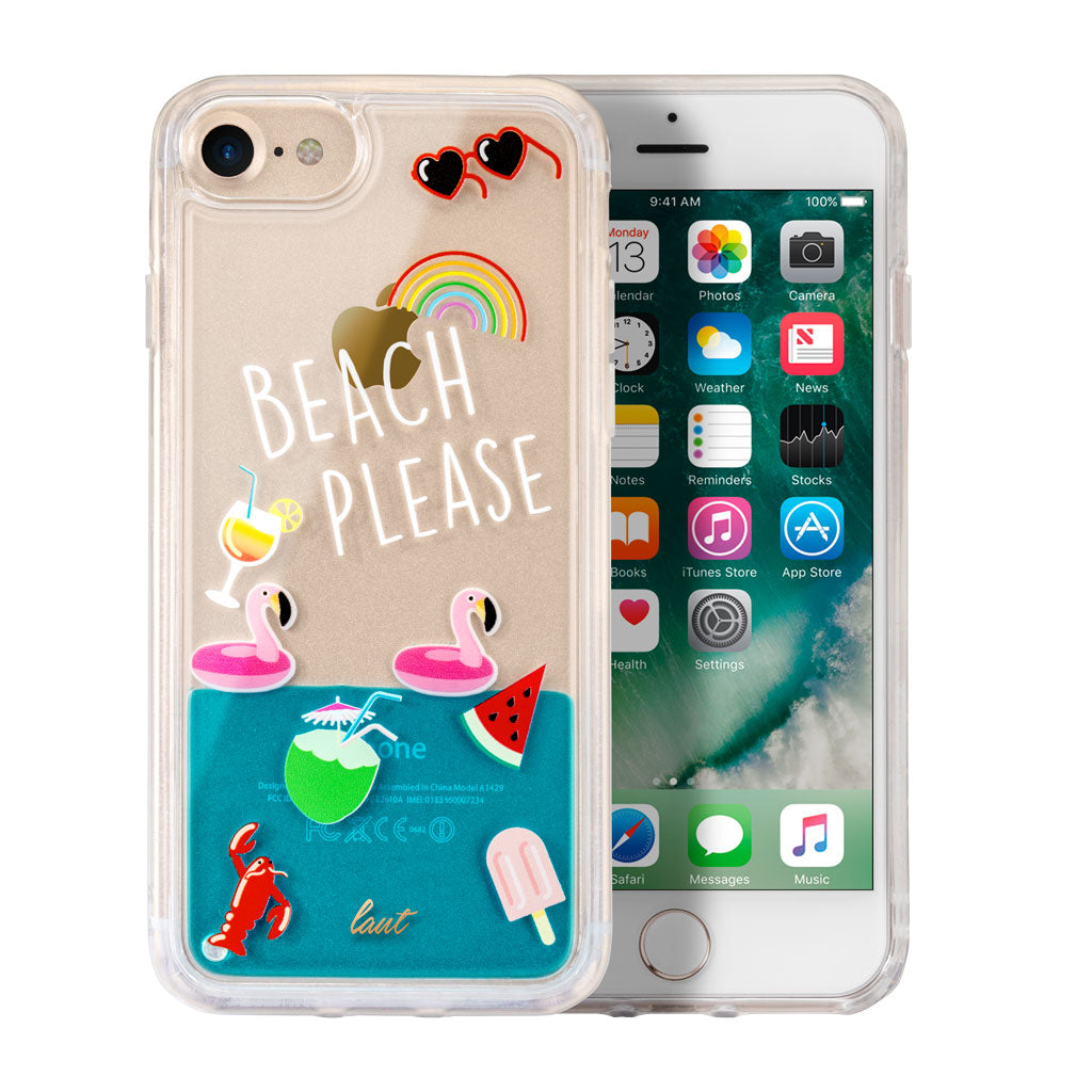 POP BEACH PLEASE for iPhone 8/7/6s/6