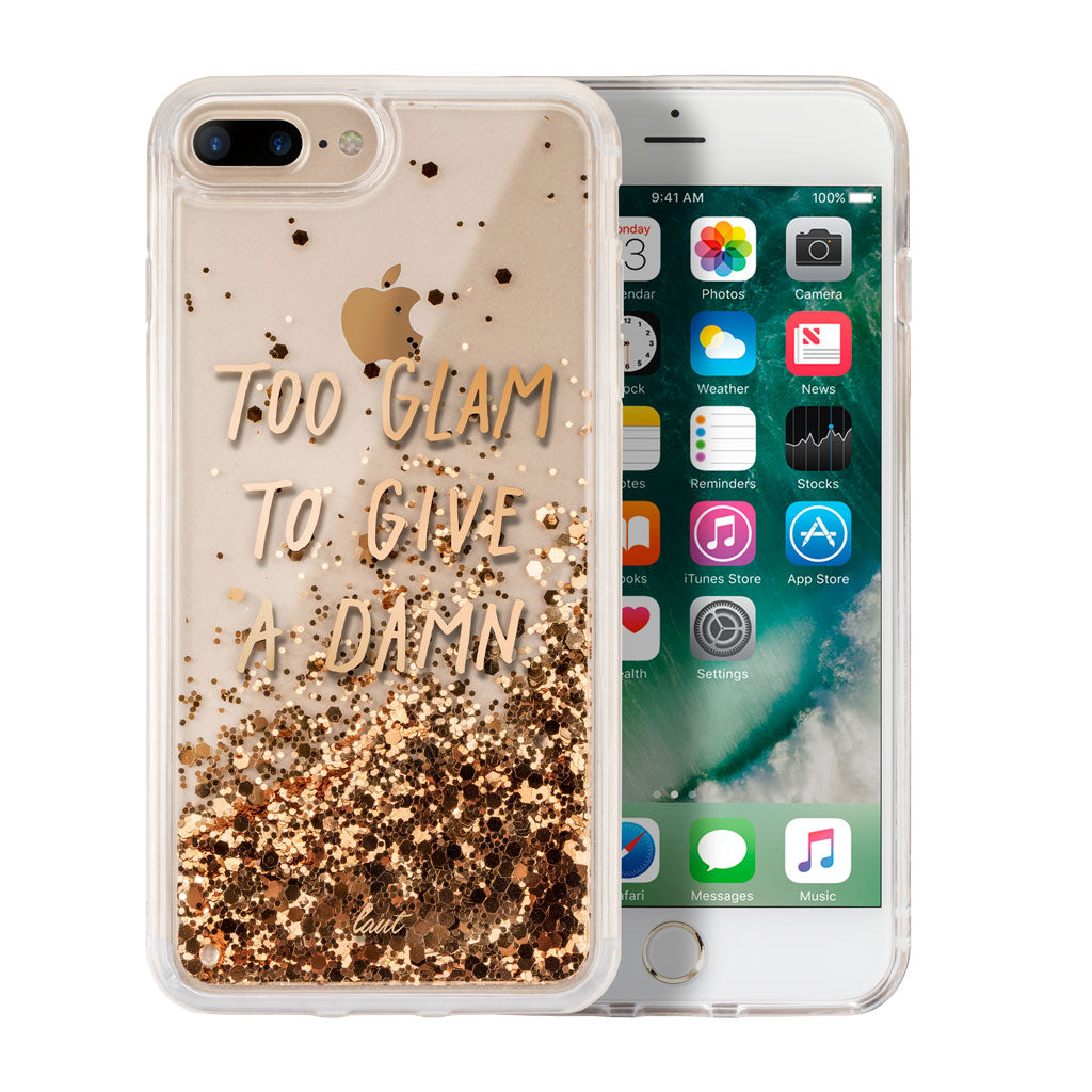 POP GLITTER GLAM for iPhone 8/7/6s/6 Plus