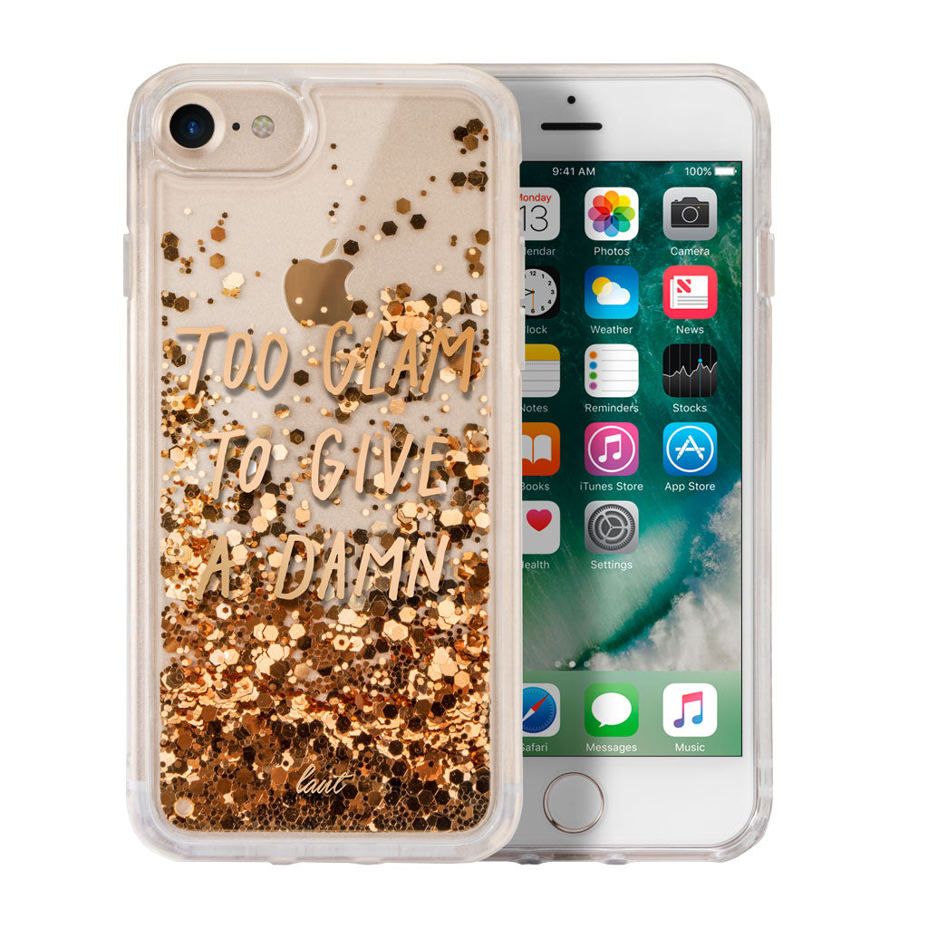 POP GLITTER GLAM for iPhone 8/7/6s/6