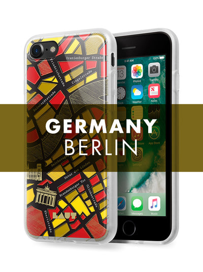 LAUT-NOMAD Berlin-Case-For iPhone 7 series