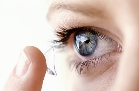 Proper Care of Contact Lenses and Your Eyes