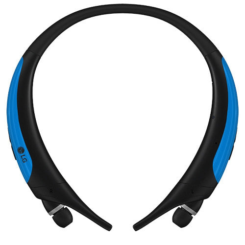 LG Tone Active HBS-850 Bluetooth Stereo Headset - Blue