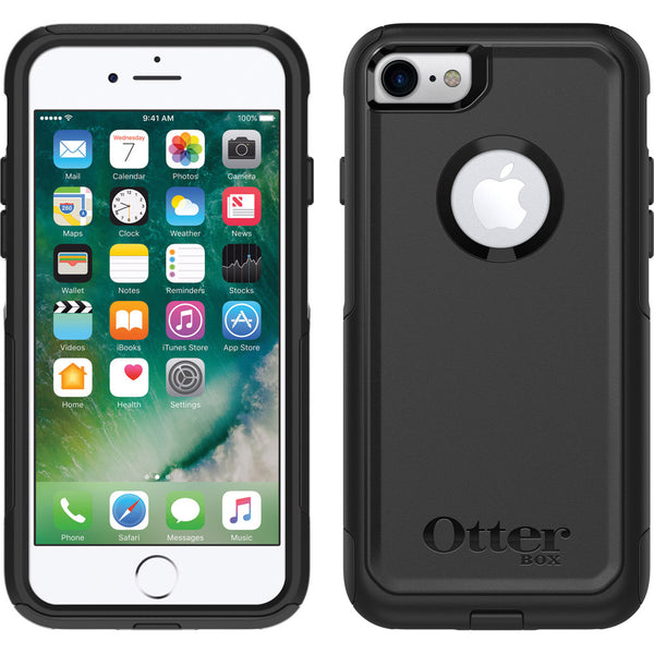 OtterBox Apple iPhone 7 Commuter Case - Black