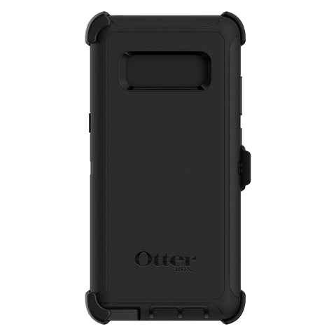 OtterBox Defender Series Case with Holster for Samsung Galaxy Note8 - Black