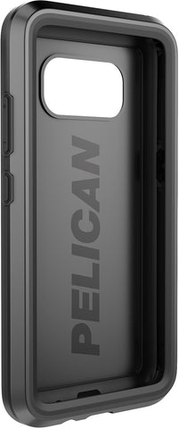 Pelican Voyager Case with Holster for Samsung Galaxy S8 Active - Black