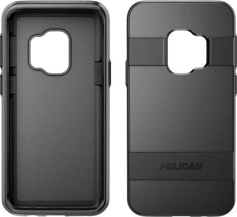 Pelican Voyager Case and Holster for Samsung Galaxy S9 - Black