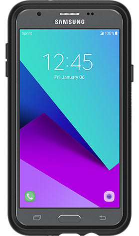 OtterBox Symmetry Series for Samsung Galaxy J7 (2017) - Black