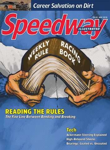 May 2019 Speedway Illustrated