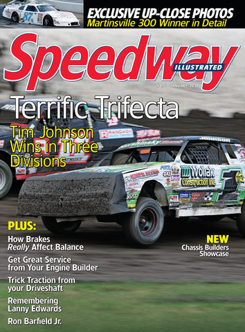 January 2017 Speedway Illustrated