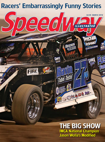 March 2018 Speedway Illustrated