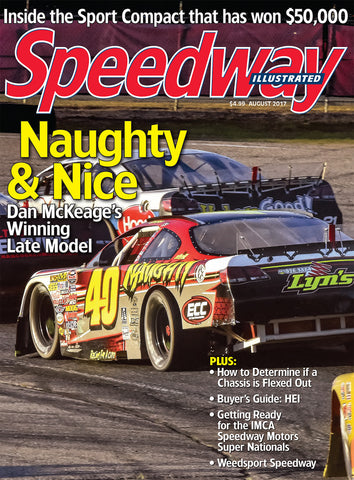 August 2017 Speedway Illustrated