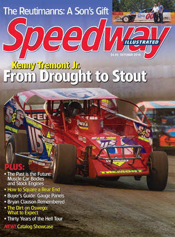 October 2016 Speedway Illustrated