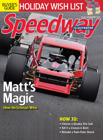 November 2017 Speedway Illustrated