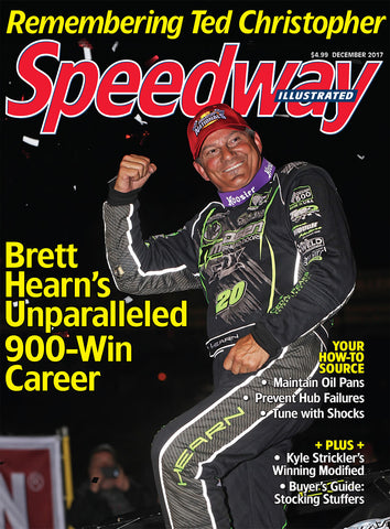 December 2017 Speedway Illustrated