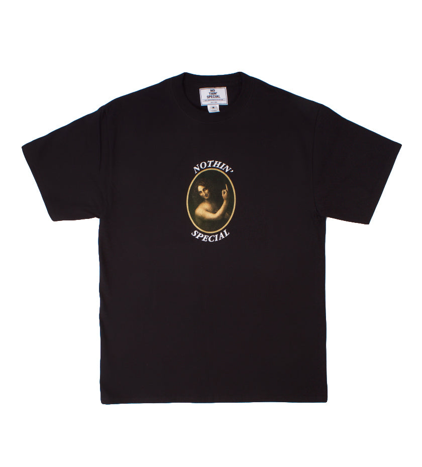 Two Faced Tee (Black)