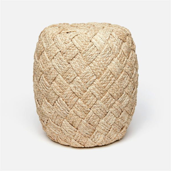 Natural Raffia Stool
