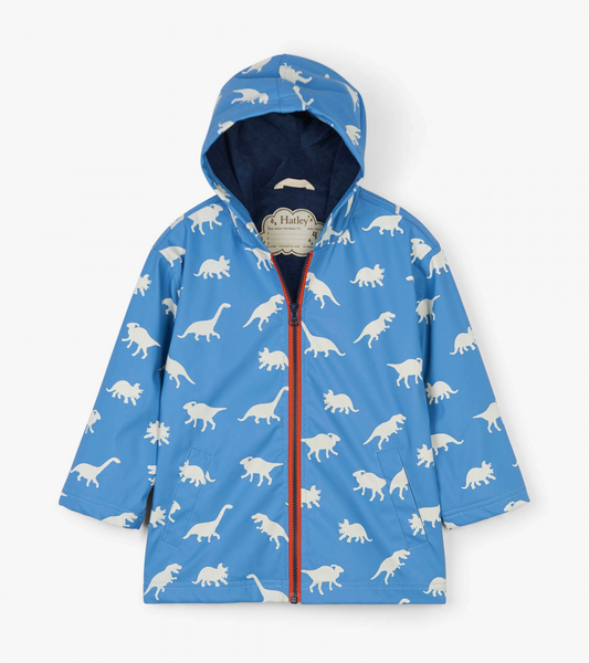 Color Changing Silhouette Dinos Splash Jacket