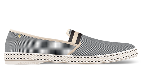 Men's Oxford Slip On