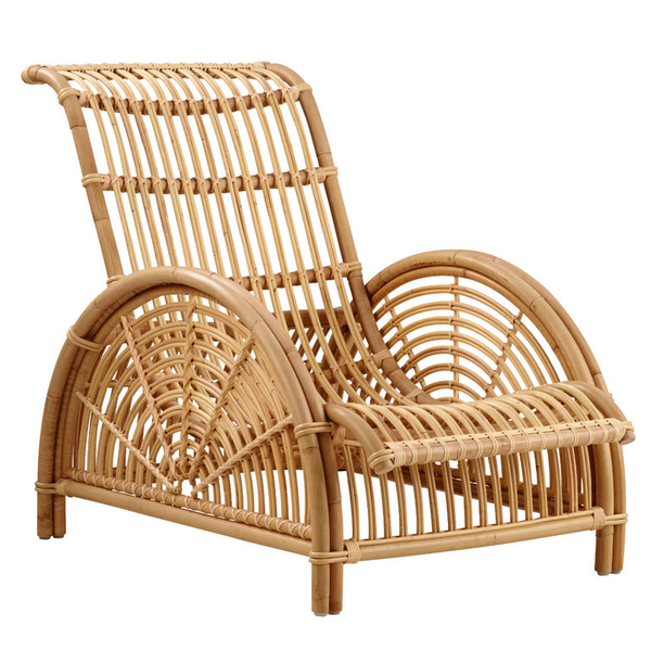 Natural Rattan Paris Chair