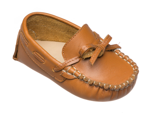 Baby Leather Driver Loafers