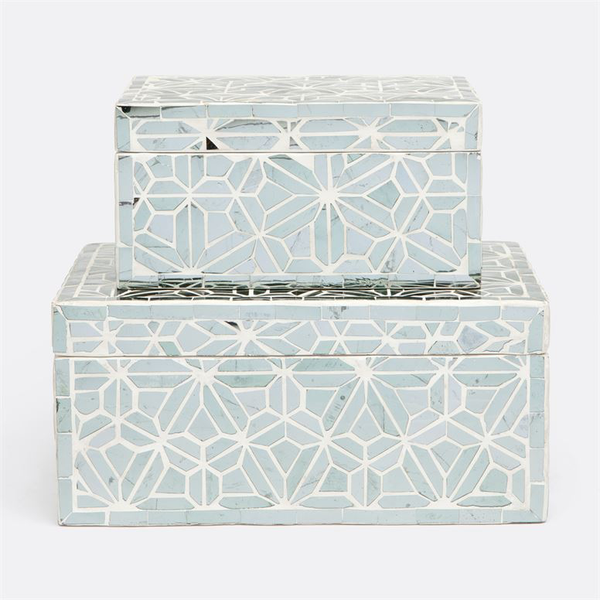 Atalia Mosaic Tikra Mirror Box, Large