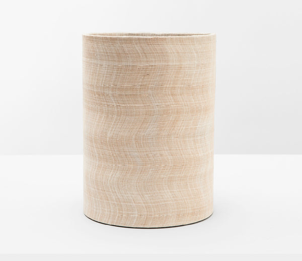 Merida Natural Wastebasket