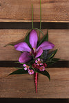 Purple Haze Boutonniere