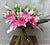 Lilies in Bloom Handtied Bouquet July Special