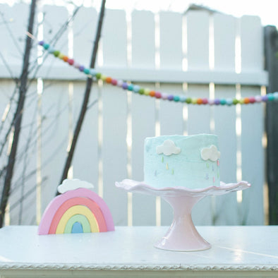 Mini Bright Pastels Rainbow Stacker