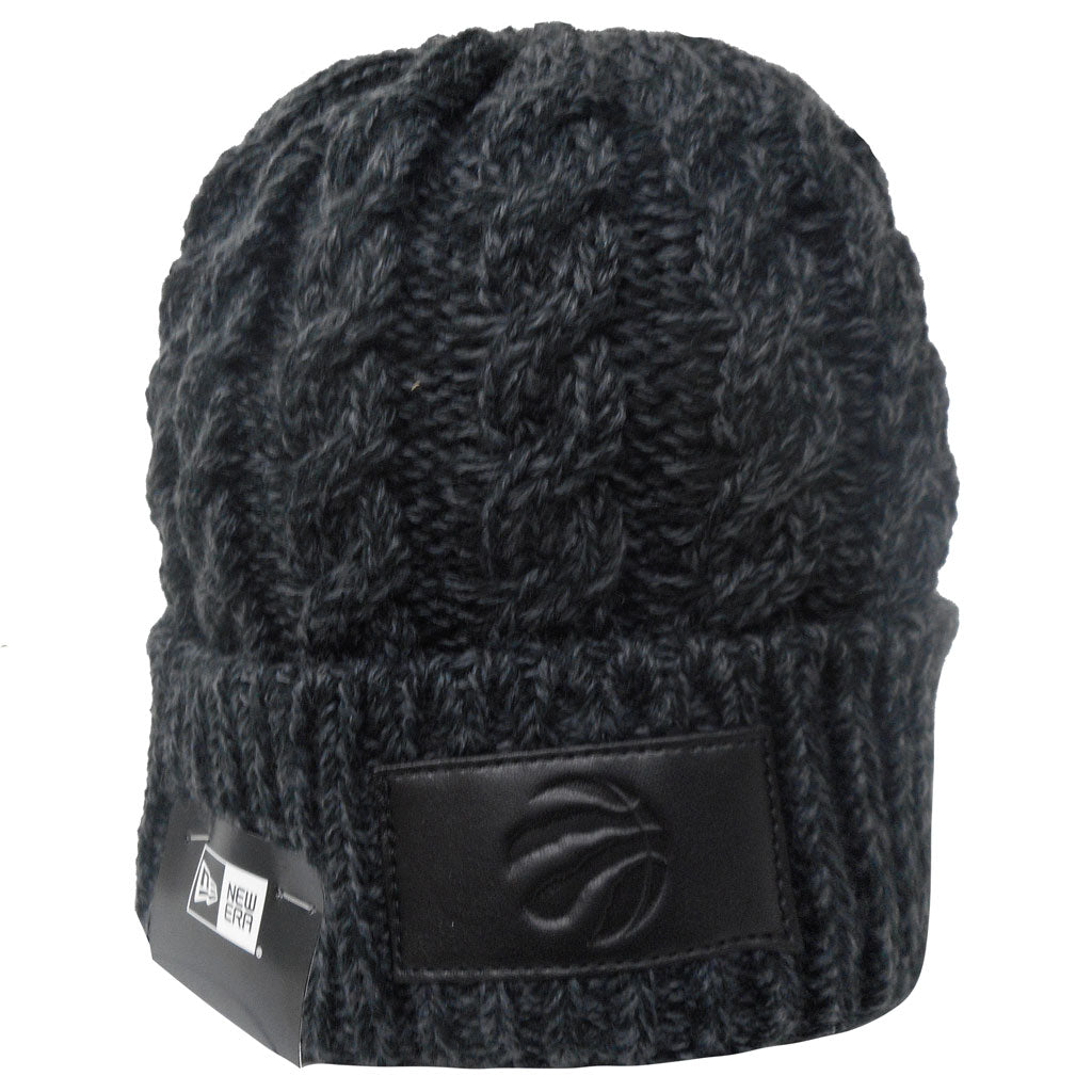 Raptors New Era Men's Polar Patch Cuffed Toque