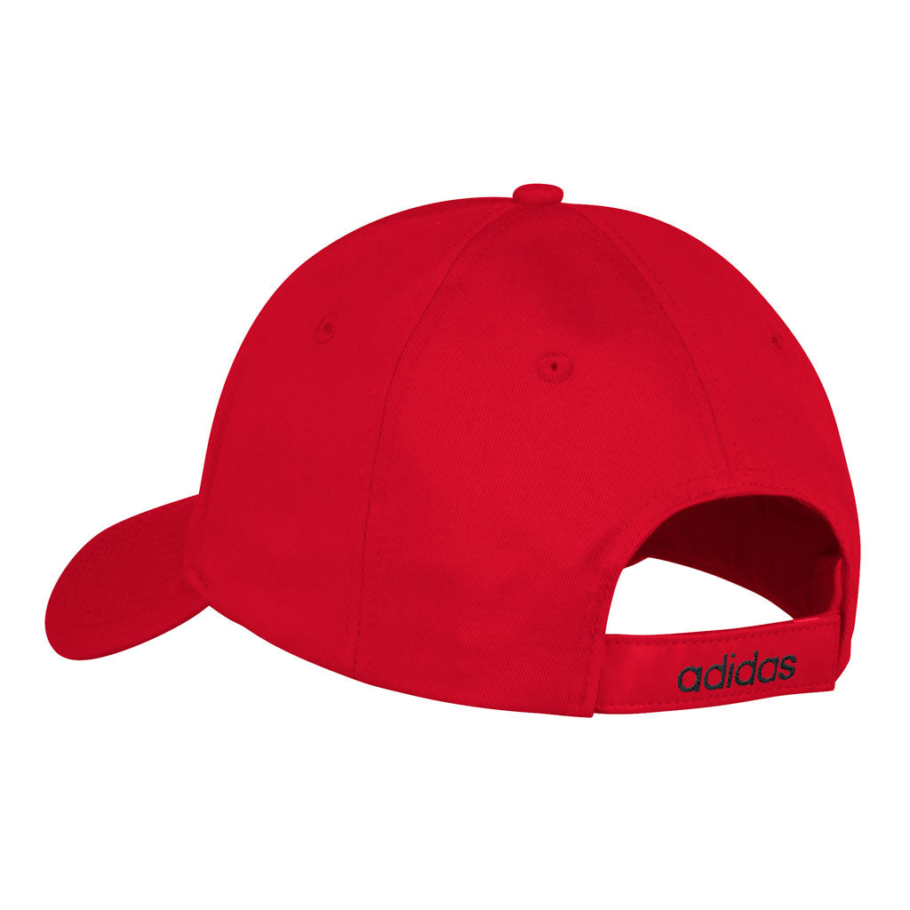 Toronto FC Men's Basic Structured Hat- Red