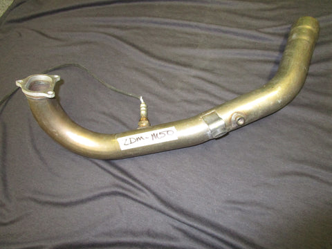 Ducati 1098 Superbike & Derivatives OEM Horizontal Header with Lamda Sensor, ZDM-M50